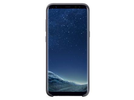 Carcasa Silicona Para Samsung Galaxy S8 Plus Silver - paris.cl