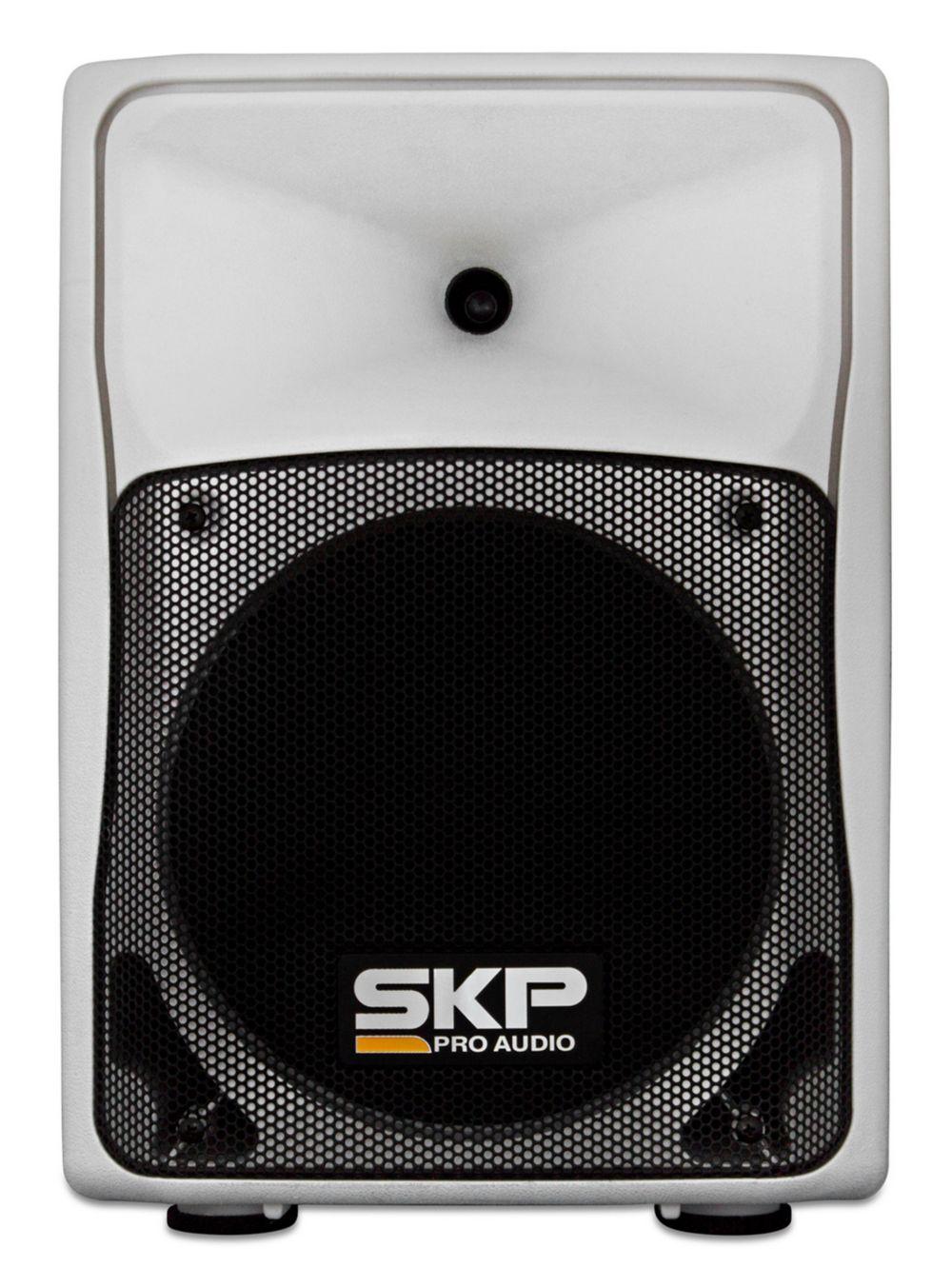 Parlante Activo Skp Sk-1p Wh Blanco