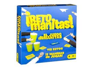 Reto Manitas Games Knasta