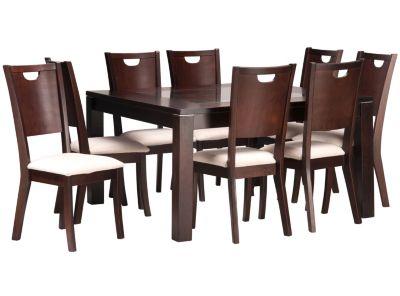 Sillas de comedor excellent pack de sillas de comedor for Comedor 8 sillas falabella