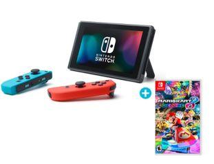 Consola Nintendo Switch Neon Juego Nintendo Switch Mario Kart 8