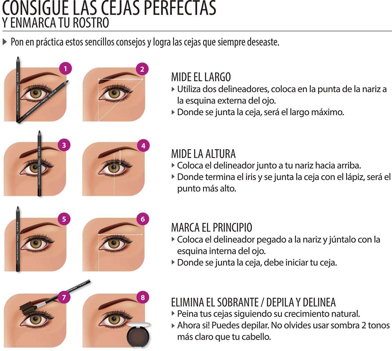 Gel Delineador de Cejas Proof It Waterpool NYX Professional Makeup ...