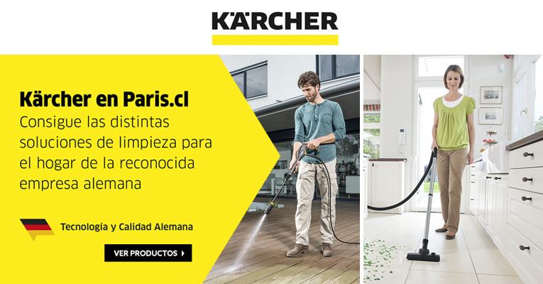 Karcher en Paris.cl