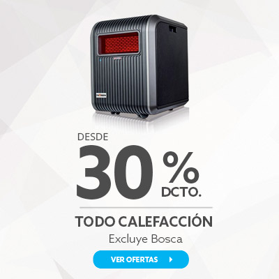 Descuento Calefacción