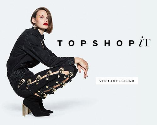 Topshop en Paris.cl