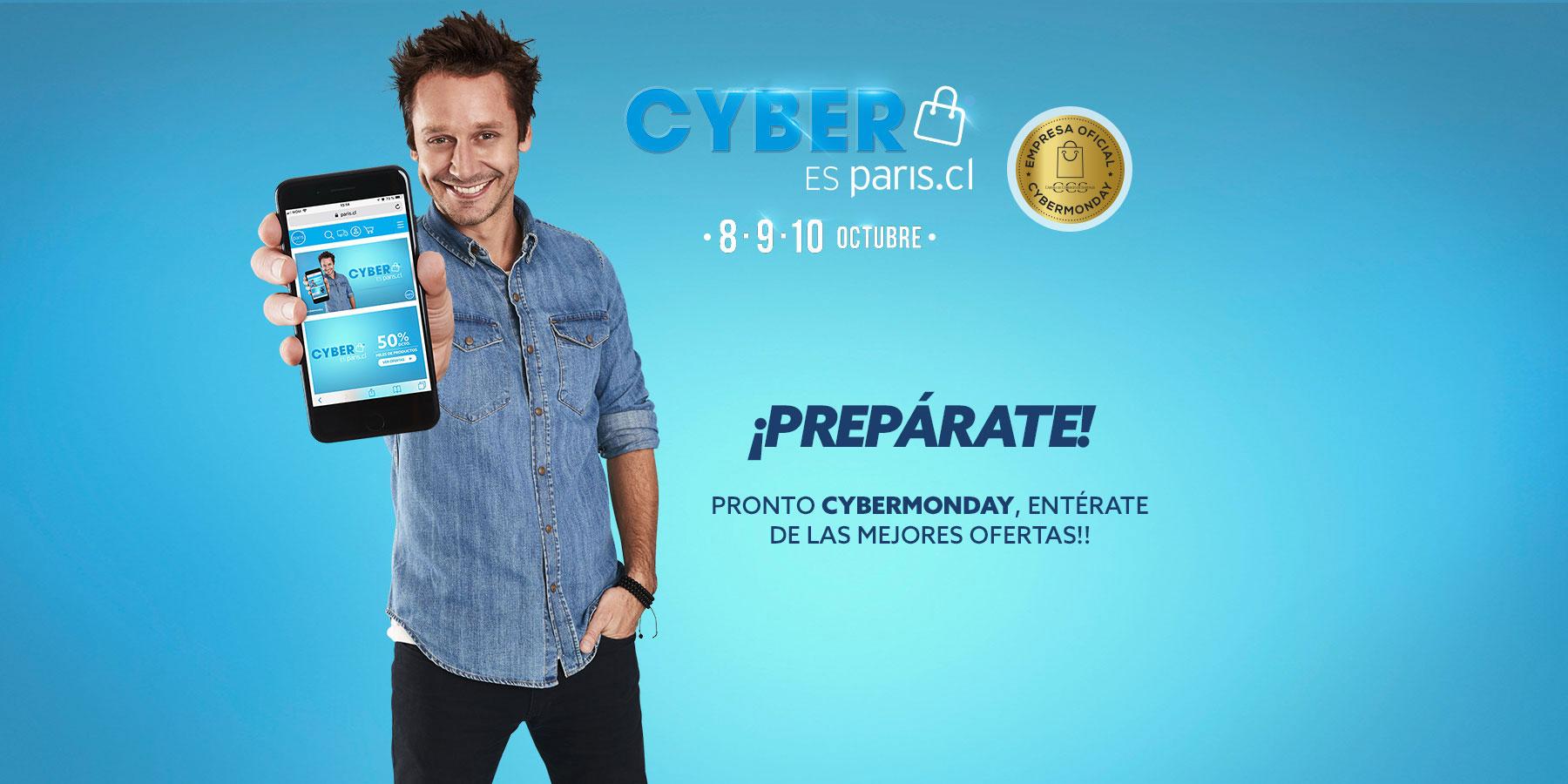 Prepárate CyberMonday 2018