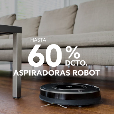 Aspiradoras robot