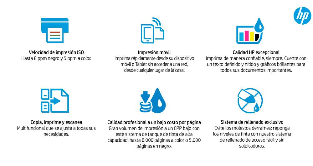 HP Deskjet (Gt5820) - Compulider