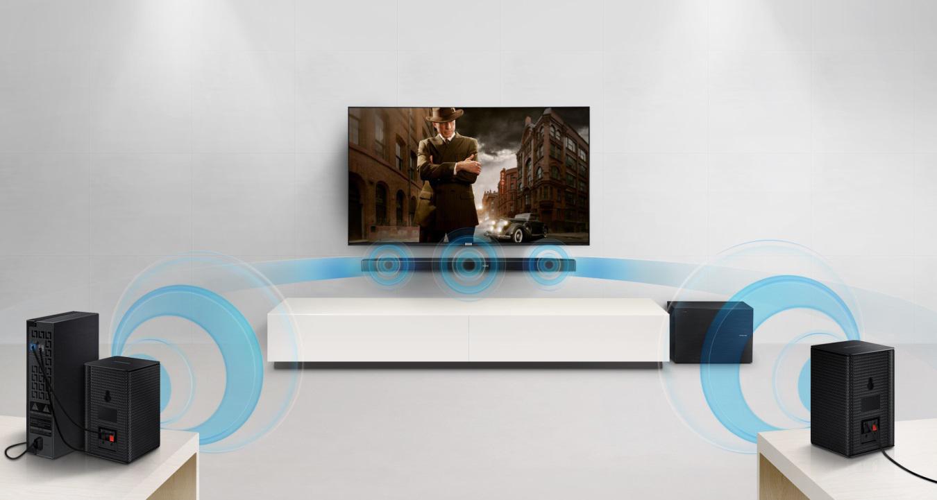 Barra De Sonido Samsung W K360 Zs Paris # Muebles Cic Camino Melipilla