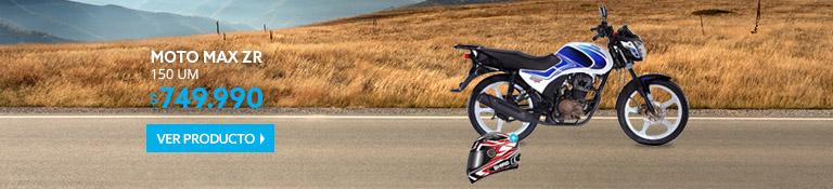 Moto Max ZR 150 UM